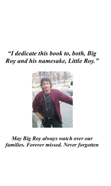Big Roy - Dedication